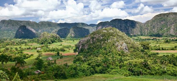 NATURALEZA EN CUBA: Valle de Vinales