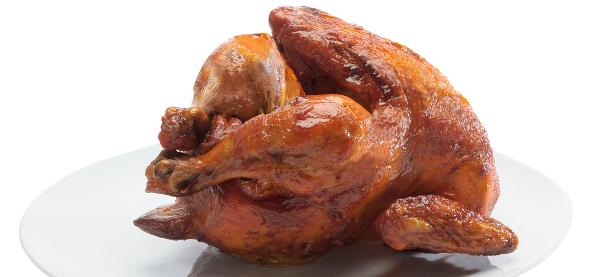 SABOR DE CUBA: Pollo a la ASADO CRIOLLA