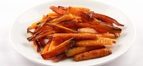 SABOR DE CUBA: Zanahoria en tentación