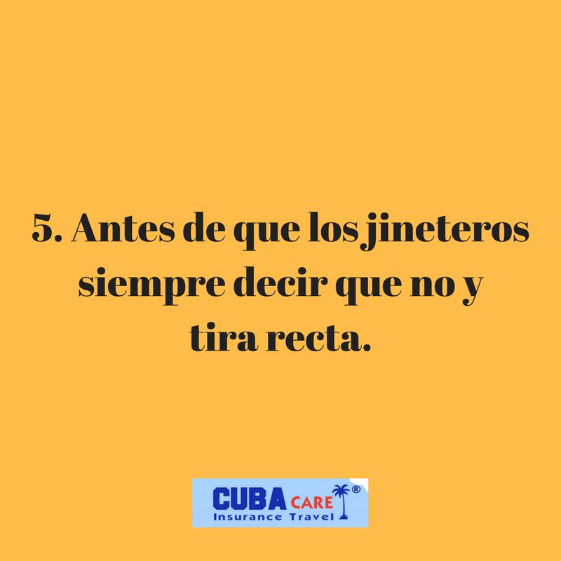 Consejos para viajar a Cuba: antes de que los jineteros siempre decir que no y tira recta
