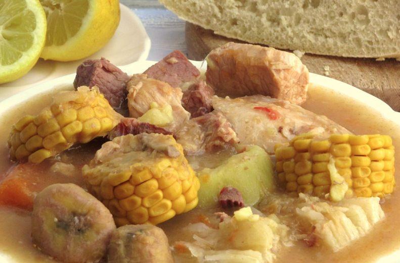 Los platos típicos de la cocina criolla cubana